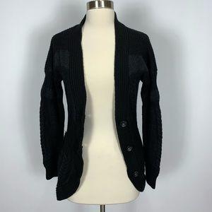 Smartwool merino wool cardigan sweater